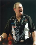 Bob Anderson, Darts, Genuine Signed Autograph (1)